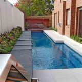 Netypické tvary bazénov